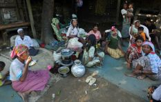 Rohingya children as young as 12 yrs are being raped - Save The Children Report