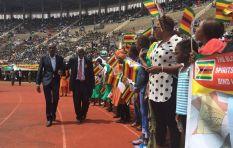 [WATCH] Emmerson Mnangagwa inaugurated as Zimbabwean president