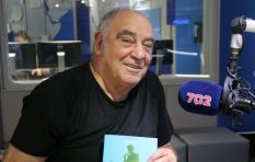 Ronnie Kasrils chats about his latest memoir