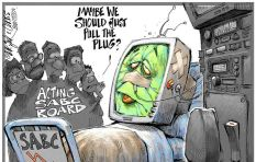 [Cartoon] Let's put the SABC out of our misery