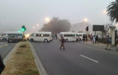 Mamelodi taxis on strike - again