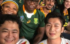 [WATCH] SA and Japan fans reach out to each other at World Cup showdown!