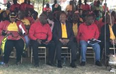Cosatu deliberates on whether Zuma should ever speak at future events
