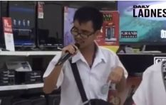 [WATCH] Blind school boy's rendition of Sam Smith's song goes viral