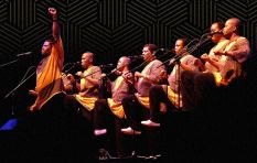 [WATCH] Ladysmith Black Mambazo perform live on the 947 Breakfast Club