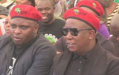 Political Desk: Shivambu and Malema have become excellent narrators- Haffajee