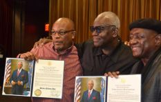 """Duma Ndlovu and Mbongeni Ngema Day"" declared in Harlem"
