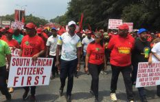 EFF reach Megwatt Park despite heavy downpours