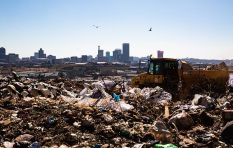 Joburg is running out of space to dump garbage, people are forced to recycle