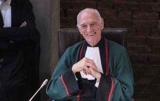 'I feel enormous gratitude' - Justice Edwin Cameron