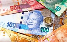 The rand isn't weak. It's the dollar that's strong. But it won't stay that way