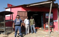 Heavy police presence and Soweto spaza stresses on high