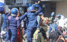 MDC calls off protests in Zimbabwe despite ongoing demonstrations by civilians