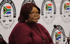 Vytjie Mentor apologises for implicating Fana Hlongwane in her testimony