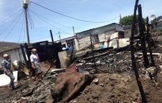 Community leader vocal on vacant land after 4000 displaced in Masiphumelele fire