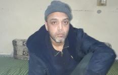 Shiraaz Mohamed safely back in SA after his escape from captivity in Syria