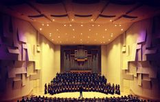 352 choirs from all over the globe sang at the world choir games in SA