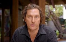 [WATCH] Matthew McConaughey telling us not to panic about COVID-19 goes viral