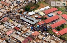 [PHOTOS] Birds-eye view of voting queues over Joburg