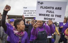 SAA granted interdict against striking cabin crew