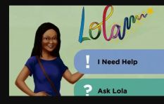 [LISTEN] Lola app helps young girls access much needed assistance