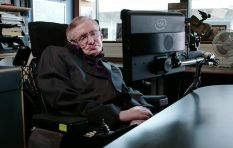 'Life would be tragic if it weren't funny' - Stephen Hawking