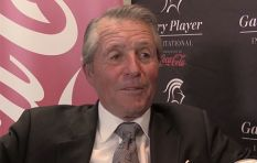 Golf legend Gary Player says he's proud of Sun City golf course he helped create