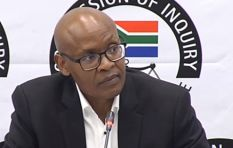 Manyi has made unusual requests during state capture testimony