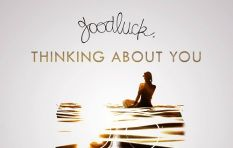 Goodluck's tour of Europe and the release of a new single 'Thinking about you'