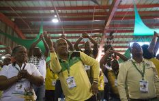 [WATCH] #ANC54 plenary resumes