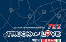 702 Truck of Love with SPAR - Udo Carelse visits Frederic Place Old Age Home