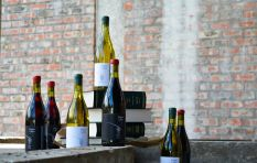 Meet Mphumeleli Ndlangisa - the man behind natural Magna Carta Wines
