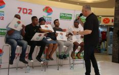 Meet the quiz mastermind behind the Dischem Brain of 702 competition