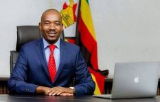 Nelson Chamisa calls on Zimbabweans to forgive Mugabe