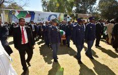Disruptions at Mama Zondeni Sobukwe's funeral condemned
