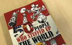 Alex Parker shares how he chose the 50 people who stuffed up the world