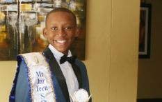Mpho Botha - making pageantry meaningful