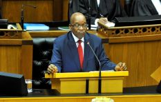 President Zuma 'saddened' by recent events linked to the EFF in Parly
