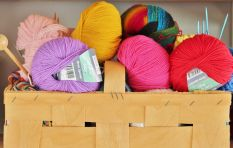 Local knitting clubs keeping kids off the streets and builds belonging