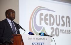 Finance Minister Nene is optimistic about downgrade after Moody's meeting