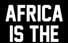 Hendrik Jordaan (and the 'influential families' he lobbied) believes in Africa
