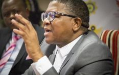 Why Mbalula's fearmongering doesn't inspire confidence