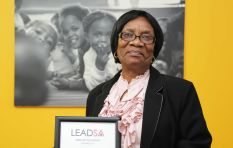 Pumla Ndaba playing an active role in lives of the elderly