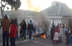 Hermanus resident says that violent housing protests could've been avoided