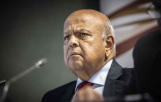 How is 'steely' Pravin Gordhan coping under pressure from detractors?