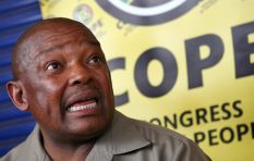 Cope promotes bill to have individuals stand as independent candidates