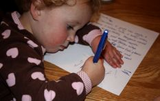 Children not writing to Santa like they used to