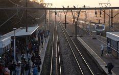 Speedy arrests in the murder of Metrorail train driver