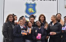 Dis-Chem Foundation and  Imbumba bring sanitary pads to rural school girls
