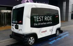 """""""Bring on our robot overlords"""" - driverless cars are probably here to stay"""